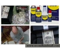 SSD MONEY  CLEANING CHEMICAL +27655765355 BLACK MONEY  SOMALIA Moldova Monaco Mongolia